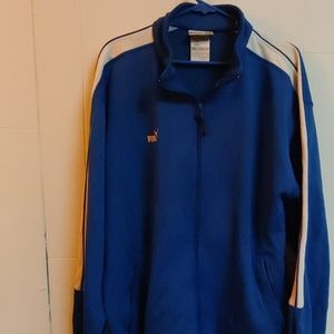 Men's puma set 32 for both jacket and pants